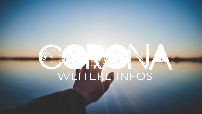 CORONA – VORSICHTSMASSNAHMEN